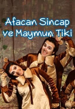 2016-11-05 15:00:00 Afacan Sincaplar ve Maymun Tiki