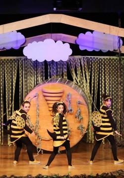 2018-01-26 13:30:00 Bal Arıları ve Hınzır Ayı