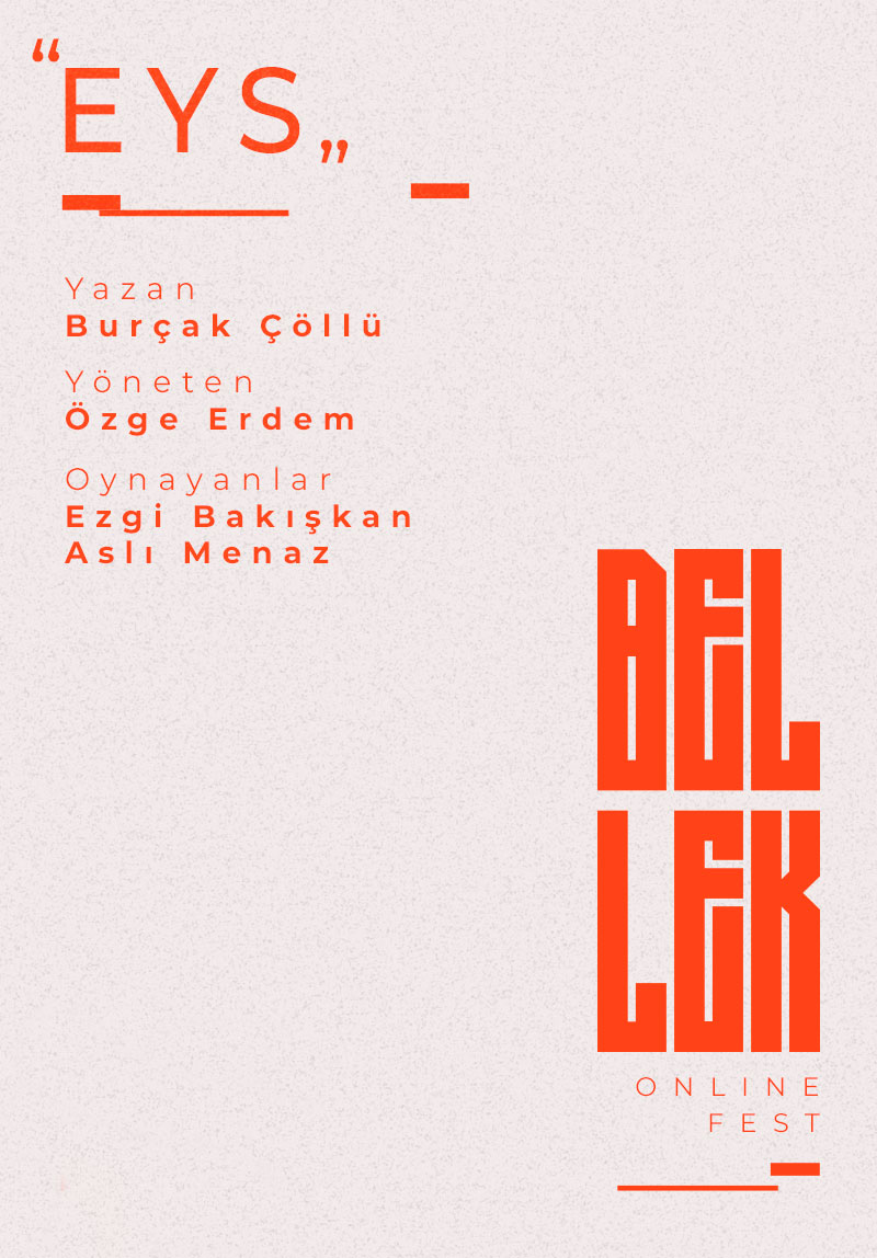 Bellek Online Fest