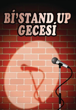 Bi'mekan Sahne Stand Up Gecesi