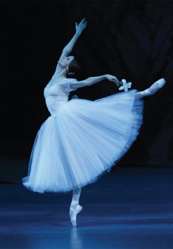 2018-03-18 Bolshoi Balesi Gösterimi: Giselle