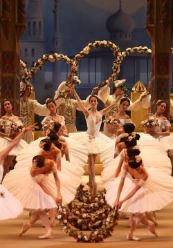 2017-11-19 11:00:00 Bolshoi Balesi Gösterimi: Le Corsaire