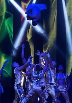 2017-07-29 21:30:00 CAS Acrobatic Salsa Performance