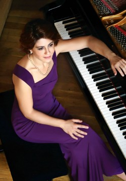 Ece Demirci ile Piyano Resitali