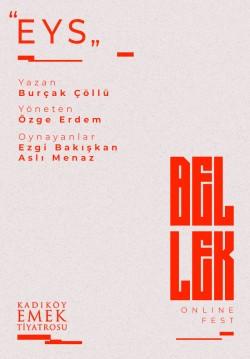 2021-05-14 20:30:00 EYS / Bellek Online Fest