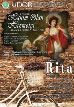 Hanım Olan Hizmetçi - Rita