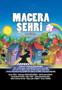 Macera Şehri