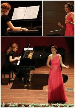 Özgecan Gençer & Ece Kaptanoğlu / Şan ve Piyano