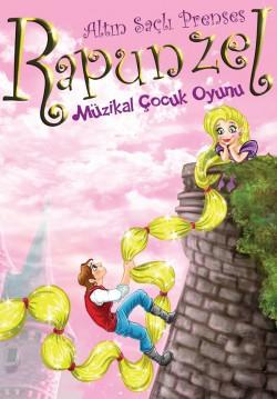 Rapunzel - Altın Saçlı Prenses