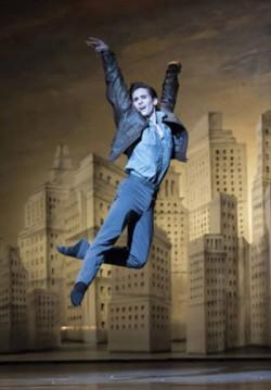 Royal Opera House Gösterimi: Bernstein Centenary