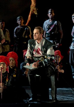 2018-05-21 Royal Opera House Gösterimi: Macbeth