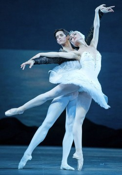 Royal Opera House Gösterimi: Swan Lake