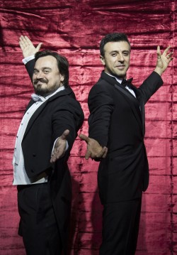 2018-12-19 20:00:00 Two Turkish Tenors