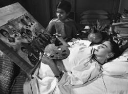 Frida ve Diego: Yolun Yarısında Bir Tebessüm
