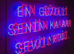 İstanbul My (Neon) Love
