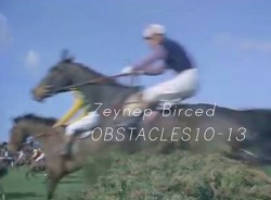Obstacles / Engeller 10-13