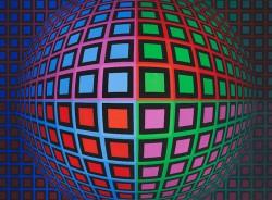 Victor Vasarely Retrospektif