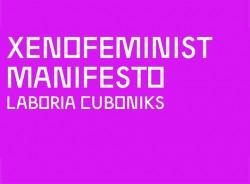 Xenofeminist Manifesto'nun Türkçeleştirilmesi