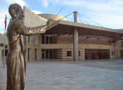 Ahmed Adnan Saygun Sanat Merkezi