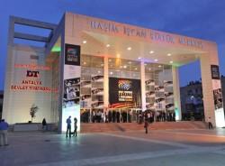 Antalya Devlet Tiyatrosu Sahnesi