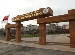 Ataşehir Deniz Gezmiş Parkı Amfi Tiyatro