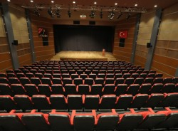 Bahçeşehir Üniversitesi Fazıl Say Sahnesi