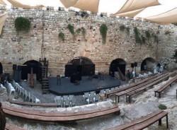 Beş Kapılar Kalesi Amfitiyatro