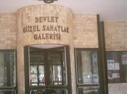 Bursa Devlet Güzel Sanatlar Galerisi