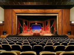 Çorum Devlet Tiyatrosu Sahnesi