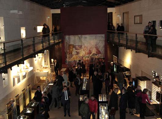 Erimtan Müzesi Konser Salonu ile ilgili görsel sonucu