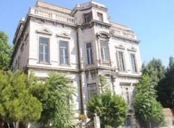 Mahmut Paşa Konağı Açıkhava Sahnesi