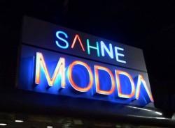 Sahne Modda