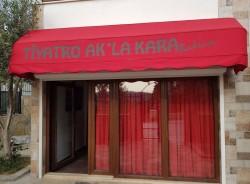Tiyatro Ak'la Kara Bodrum