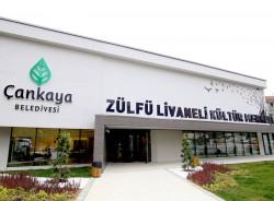 Zülfü Livaneli Kültür Merkezi