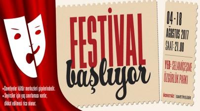 15. Kadıköy Belediyesi Tiyatro Festivali, 15 Ücretsiz Oyun