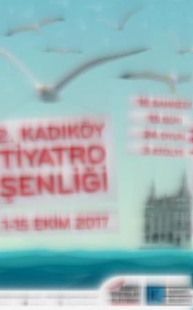 """2. """"Kadıköy Tiyatro Şenliği"""" Ekim'de Başlıyor"""