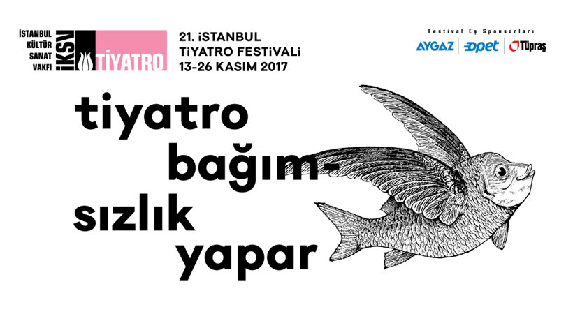 21. İstanbul Tiyatro Festivali'ne Geri Sayım
