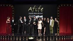 21. Yapı Kredi Afife Tiyatro Ödülleri Açıklandı