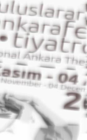 22. Uluslararası Ankara Tiyatro Festivali'nde Neler Var?
