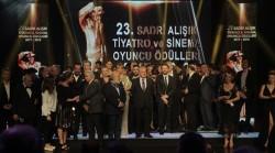 23. Sadri Alışık Tiyatro Ödülleri Sahiplerini Buldu