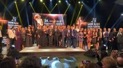 24. Sadri Alışık Tiyatro ve Sinema Oyuncu Ödüllerinin Kazanları