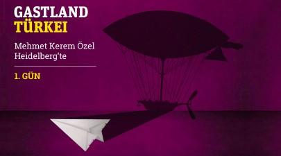 35.Heidelberger Stückemarkt Tiyatro Festivali'nde Türkiye Programının İlk Günü