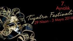 7. Ayvalık Tiyatro Festivali Başlıyor
