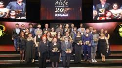 Afife Jale Tiyatro Ödülleri'nin 2016 Kazananları