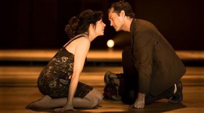 """National Theatre Oyunları """"Tiyatro Sineması"""" ile Ankara'da"""