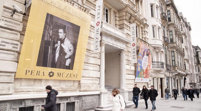 Pera Müzesi, Müzeler Haftası'nda Ücretsiz
