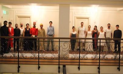 Pera Palace Hotel Jumeirah'ta Eşsiz Tiyatro Deneyimi