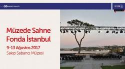 """Müze """"Sahne"""" Oluyor: MÜZEDE SAHNE / FONDA İSTANBUL"""