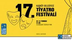 Temmuz'da Tiyatro Başkadır: 17. Kadıköy Belediyesi Tiyatro Festivali