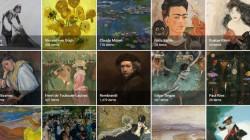 Tüm Dünyadan Sanat Eserleri Cebinizde: Arts & Culture